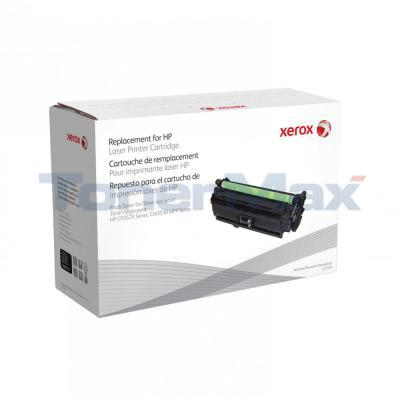 XEROX HP CLJ CP3525 TONER CTG BLACK 5K CE250A